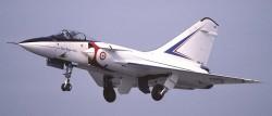 Экспериментальный истребитель Mirage 4000