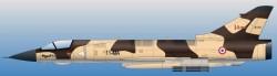 Экспериментальный самолёт Mirage IIIV / Mirage III/V