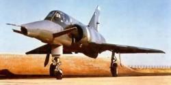 Экспериментальный истребитель Mirage Milan