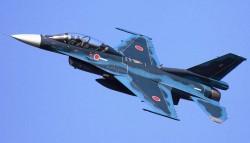 Истребитель Mitsubishi F-2 / FS-X