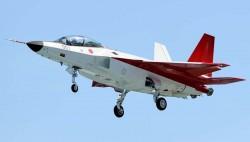 Лёгкий истребитель Mitsubishi X-2 Shinshin (ATD-X)