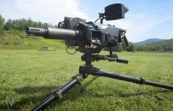 Автоматический гранатомёт Saco Defense Mk.47 Striker 40