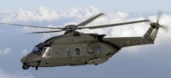 Многоцелевой вертолёт NH90