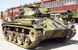 Лёгкий танк NM-116