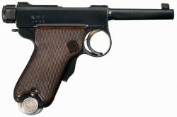 Пистолет «Nambu Type А» (Nambu Type 04)