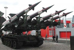 Зенитный ракетный комплекс Newa-S / Newa-SC