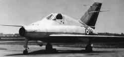 Опытный истребитель-перехватчик SFECMAS Nord 1402 «Gerfaut»