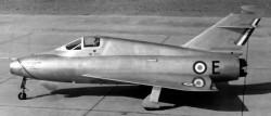 Опытный истребитель-перехватчик SFECMAS Nord 1405 «Gerfaut II»