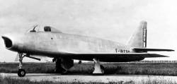 Опытный истребитель Nord 2200