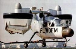 Экспериментальный самолёт Nord 500 Cadet