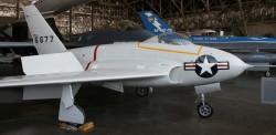 самолёт Northrop X-4 «Bantam»