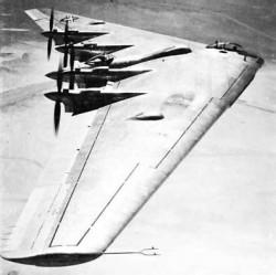 Опытный бомбардировщик Northrop XB-35 / YB-35