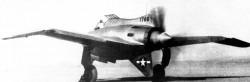 Опытный истребитель Northrop XP-56