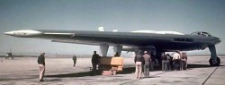 Опытный бомбардировщик Northrop YB-49