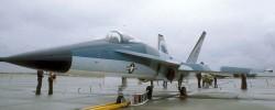 Экспериментальный истребитель Northrop YF-17 «Cobra»