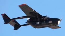 Самолёт целеуказания O-2 «Skymaster»