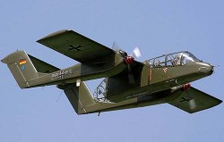 Лёгкий ударный самолёт OV-10 Bronco