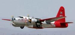 Патрульный самолёт Lockheed P2V Neptune