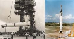 Баллистическая ракета PGM-11 Redstone (США)