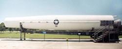 Баллистическая ракета средней дальности PGM-17 Thor