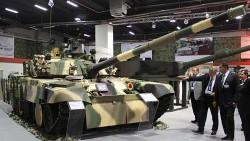 Основной боевой танк PT-72U