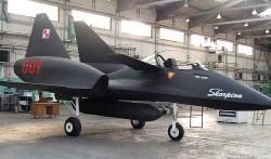 Проект штурмовика PZL-230F Skorpion