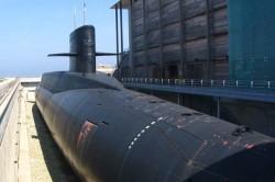 Подводная лодка Q-252 «Le Redoutable»
