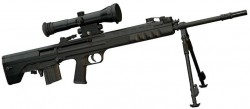 Снайперская винтовка QBU 88 / Type 88