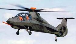 Боевой вертолёт RAH-66 Comanche