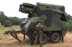 Зенитный ракетный комплекс RBS-23 BAMSE
