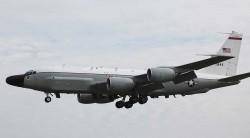 Самолёт электронной разведки RC-135V Rivet Joint