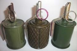 Ручная граната РГ-42 с запалом УЗРГ