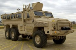 Бронеавтомобиль RG33