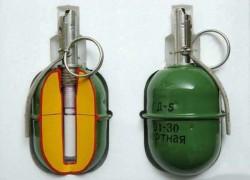 Ручная граната РГД-5 с запалом УЗРГМ