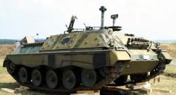 Самоходный ПТРК Raketenjagdpanzer Jaguar-2