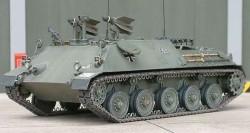 Самоходная ракетная установка Raketenjagdpanzer 2