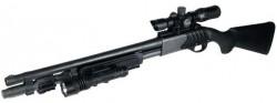 Боевое ружьё Remington 870