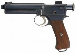 Пистолет Roth-Steyr model 1907