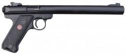 Бесшумный пистолет Ruger Mk.II Amphibian