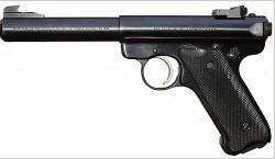 Пистолет Ruger Standard Mk2