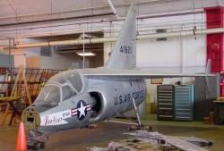 Экспериментальный самолёт Ryan X-13 Vertijet