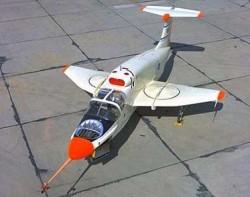 Экспериментальный самолёт Ryan XV-5 Vertifan