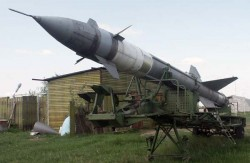 Зенитный ракетный комплекс С-25 Беркут