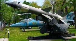 Зенитный ракетный комплекс С-75М Волхов