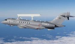 Самолёт ДРЛО SAAB GlobalEye