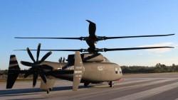 Перспективный вертолет SB-1 Defiant
