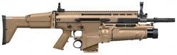 Штурмовая винтовка Mk.17 SCAR-H