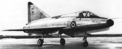 Экспериментальный самолёт SNCASE SE.212 «Durandal»