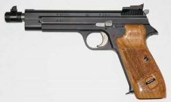 Пистолет SIG-Sauer P210