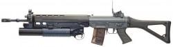 Штурмовая винтовка SIG SG 550